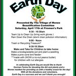 Earth Day 2021 Flyer