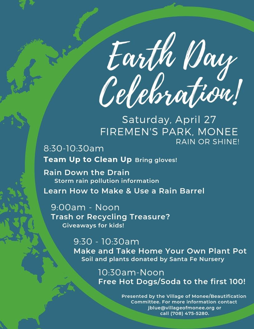 Earth Day Celebration! 2019